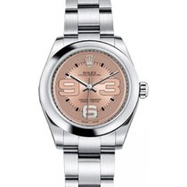 Rolex Oyster Perpetual 31 Ladies Midsize 177200-PNKMXAO 31mm...