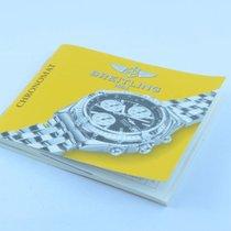 Breitling Anleitung Manual Chronomat Gt