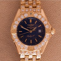 Breitling Lady J Diamond