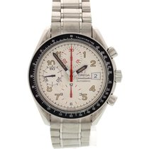 Omega Men's Omega Speedmaster Stainless Steel Watch 375.0083
