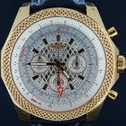 Breitling For Bentley GMT Pink Gold (B&P/2014-48MM)