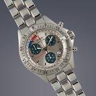 Breitling Transocean Yacht-Timer steel quartz chronograph