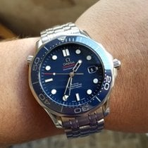 Omega Seamaster Diver 300 M Co-Axial Automatic 41mm 12.2015