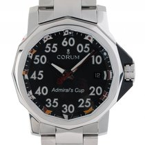Corum Admiral's Cup Automatik Stahl Armband Stahl 40mm...