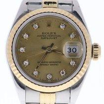 Rolex Datejust Automatic-self-wind Womens Watch 69173