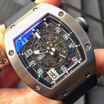 Richard Mille RM010 AH White Gold