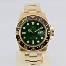 """Rolex GMT-Master II - 116718 """"Green Dial"""""""