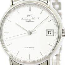 IWC Polished Iwc Portofino Steel Automatic Mens Watch 3513...