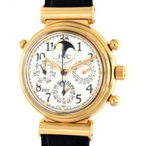 IWC Da Vinci Perpetual Calender Chrono 3754 Yellow Gold,