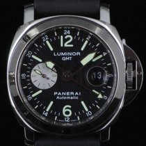 Panerai Luminor GMT 44 mm Steel Automatic Full Set Stickers+COSC