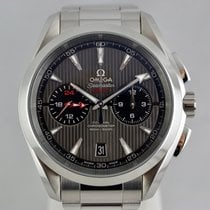 Omega Aquaterra Chronograph Co-Axial