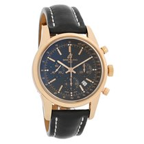 Breitling Transocean Mens Swiss Chronograph Watch RB015212/BB1...