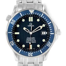 Omega Seamaster 300m Blue Dial Automatic Steel Watch 2531.80.00