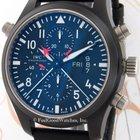 IWC IW379901 Pilot's Top Gun Doppelchronograph, Ceramic