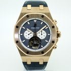 Audemars Piguet Royal Oak Chrono Rose Gold Tourbillon
