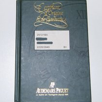 Audemars Piguet Certificat Garantie Buch