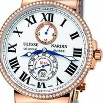 Ulysse Nardin Marine Chronometer Rose Gold - 266-67B/40