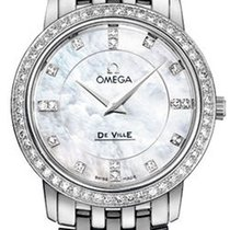 Omega De Ville Women's Watch 413.15.27.60.55.001