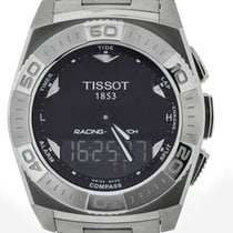 Tissot T-Touch Racing 43 Black Steel
