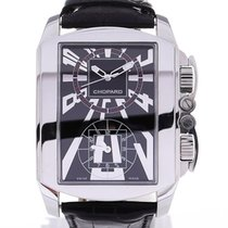 Chopard Classic Dual Time 46 Leather
