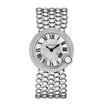 Cartier Ballon Blanc Quartz Ladies Watch Ref WE902072