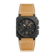 Bell & Ross Aviation Ref. BR03-94-HERITAGE-CE