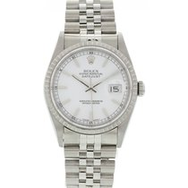 Rolex Datejust Stainless Steel W/ Papers & Box 16220