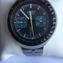 Seiko Bullhead chronograph 1976