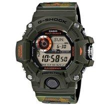 Casio Uhren Herrenuhr G-Shock Chronograph GW-9400CMJ-3ER