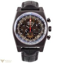 Zenith : 40th Anniversary El Primero Men's Watch Original...