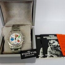 Fortis Limited Chronograph Andora Mir 97