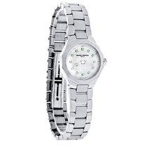 Baume & Mercier Riviera Diamond Ladies Mini White MOP...