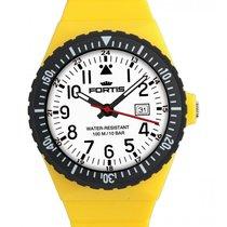 Fortis Colors C705.C04 Yellow 42mm Quarzwerk
