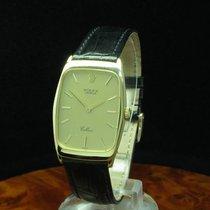 Rolex Cellini 18kt 750 Gold Handaufzug Unisexuhr / Ref 4136