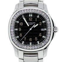 Patek Philippe 5087/1A Aquanaut Diamond Bezel Watch