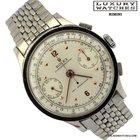 Rolex Chronograph 2508 Antimagnetic Telemetre silver dial 1946's