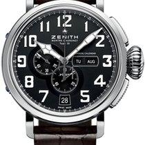 Zenith [NEW] 03.2430.4054/21.C721 Pilot Type 20 Annual Calendar