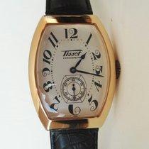 Tissot 1925 HERITAGE SERIES 18K ROSE GOLD RARE PORTO CASEBACK