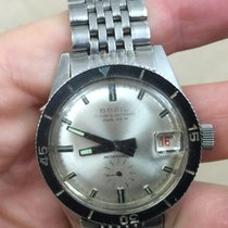 Breil 34 mm sub automatic antimagnetic 17 rubies jewels date