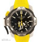 Graham Chronofighter Prodive Pro 2CDAV limitiert Full Set...