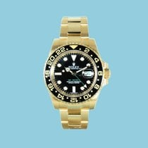 Rolex GMT-MASTER II incl. MwSt. / VAT Export possible