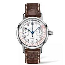 Longines Men's L28014232 Heritage Watch