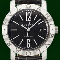 Bulgari Bvlgari 42mm Automatic Date Black Dial