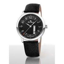 Jean Marcel Herren-Armbanduhr Palmarium Automatik 960.271.35