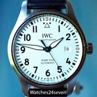 IWC Pilot Mark XVIII Automatic Silver Dial Steel 40mm