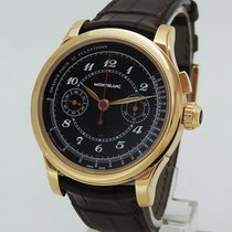 Montblanc 106497 Villeret Pulsographe Limited Edition 58Pcs 39mm