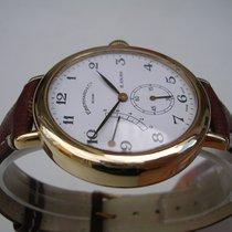 Eberhard & Co. 8 Jours riserva di carica oro 18 Kt