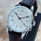 Universal Genève 1950 Swiss Made Military Stainless Steel Mens...