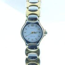 Zenith Damen Uhr Academy 24mm Stahl7gold Vintage Rar Mit Orig...
