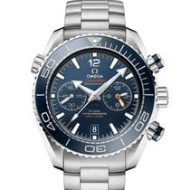 Omega Planet Ocean 600 M Co-Axial Master Chronometer Chronograph